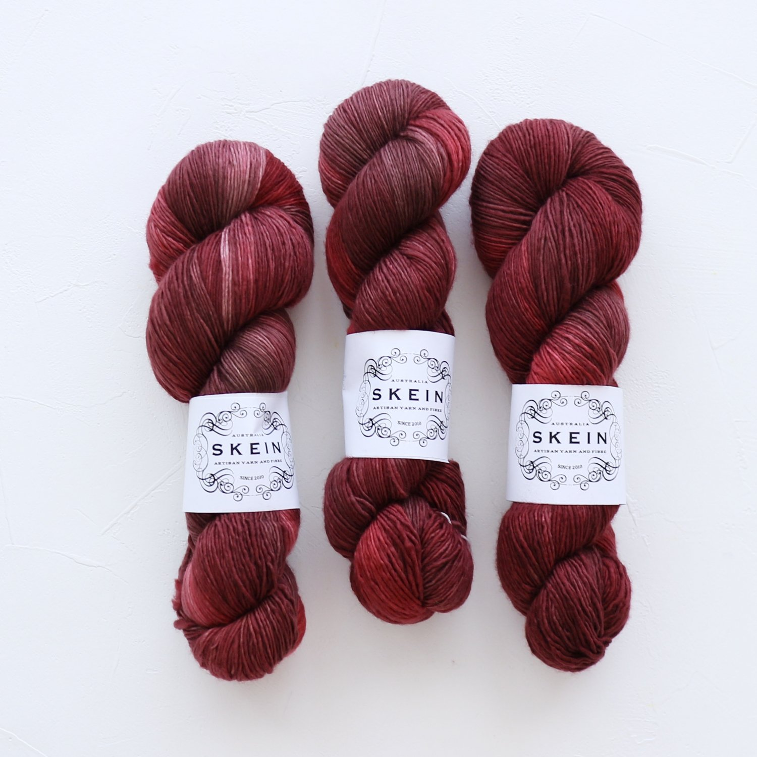 【Skein Yarn】<br>Uptown Sock<br>Henna Blush