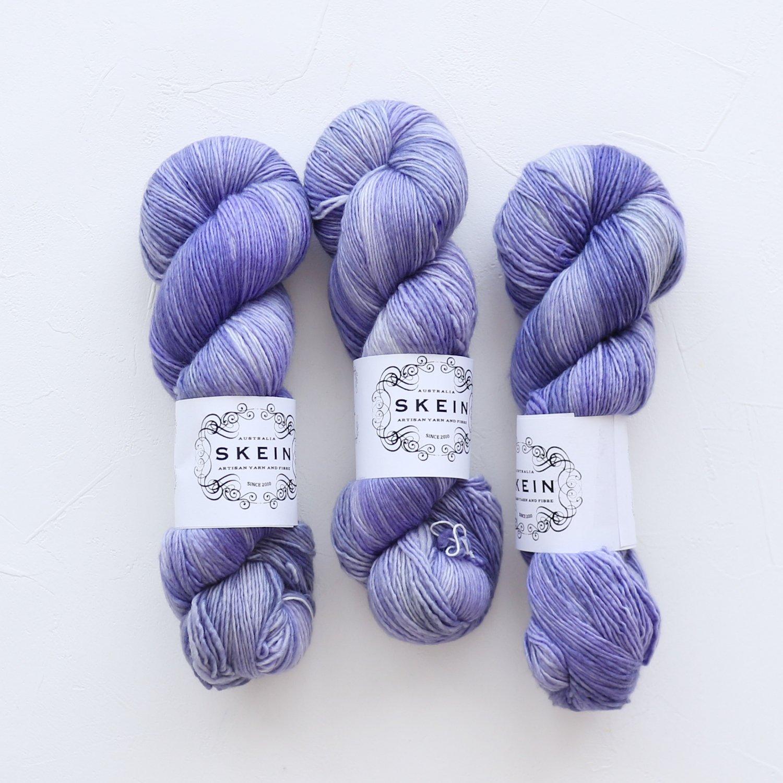 【Skein Yarn】<br>Uptown Sock<br>Ink