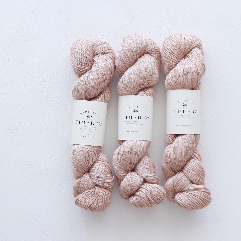 【Camellia Fiber Company】<br>CFC Flax<br>Camellia