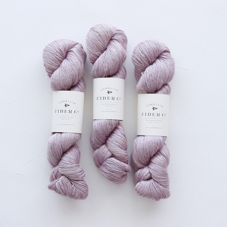 【Camellia Fiber Company】<br>CFC Flax<br>Thistle