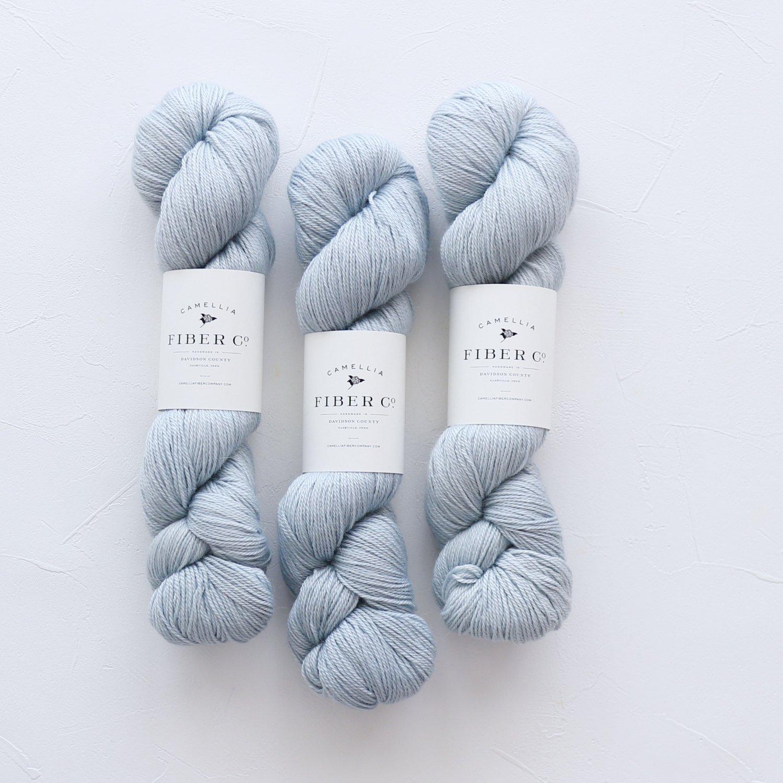 【Camellia Fiber Company】<br>CFC Sylvan<br>Blue Poppy