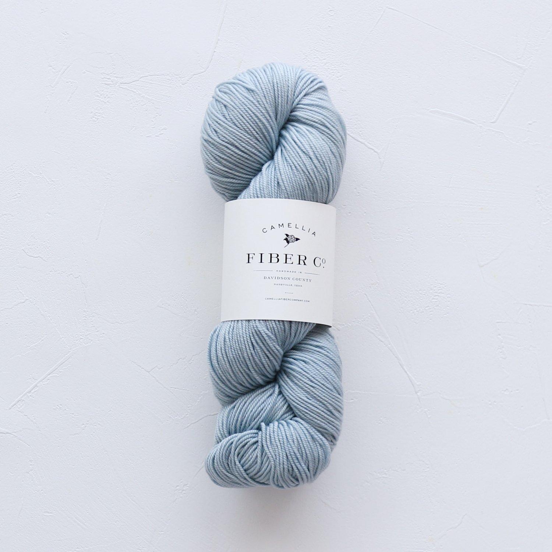 【Camellia Fiber Company】<br>CFC Merino Sport<br>Blue Poppy