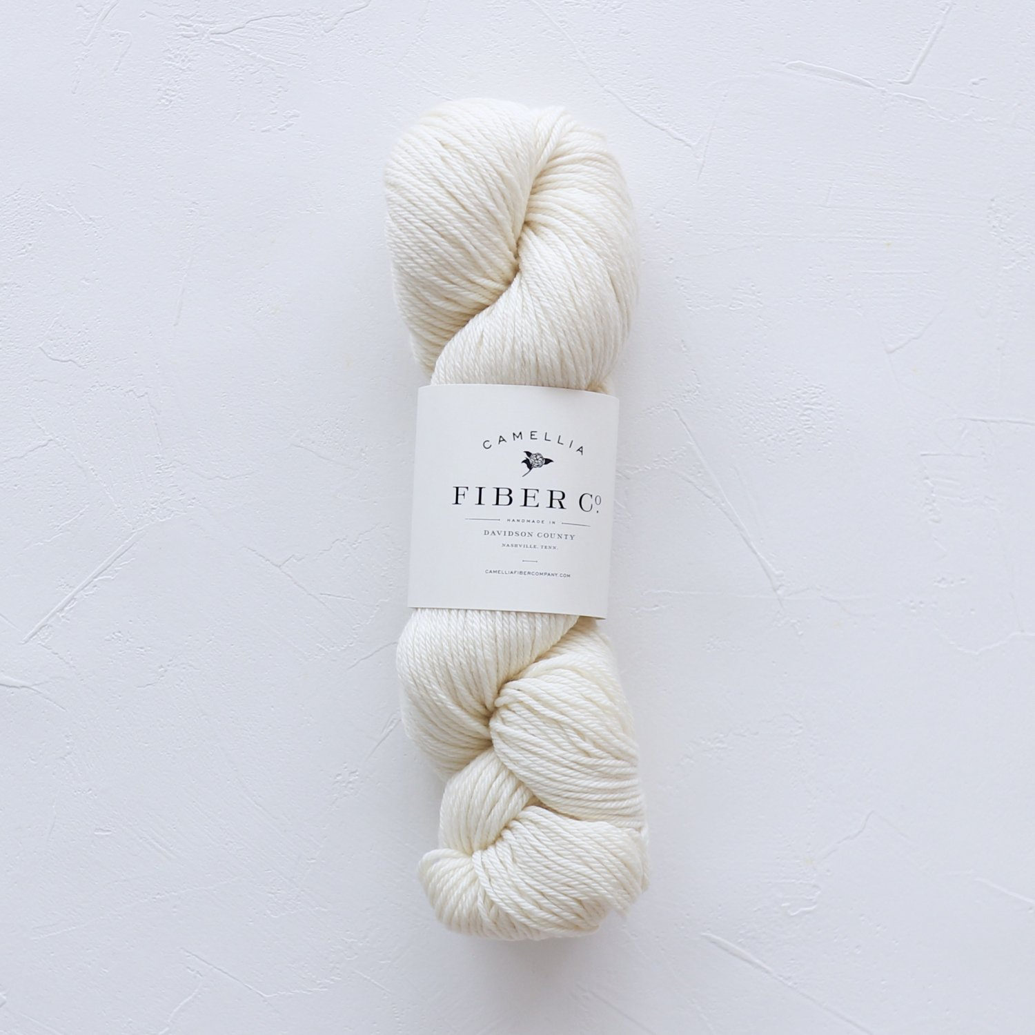 【Camellia Fiber Company】<br>CFC Merino Worsted<br>Moonflower