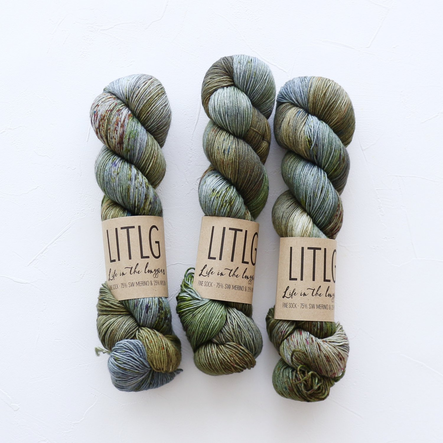 【LIFE IN THE LONGGRASS】<br>Fine Sock<br>Moorlands