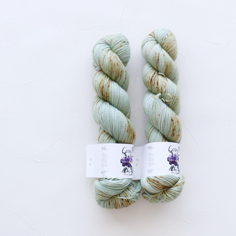 【Cosy Posy Yarn】<br>SOFT & COSY<br>Luna Moth