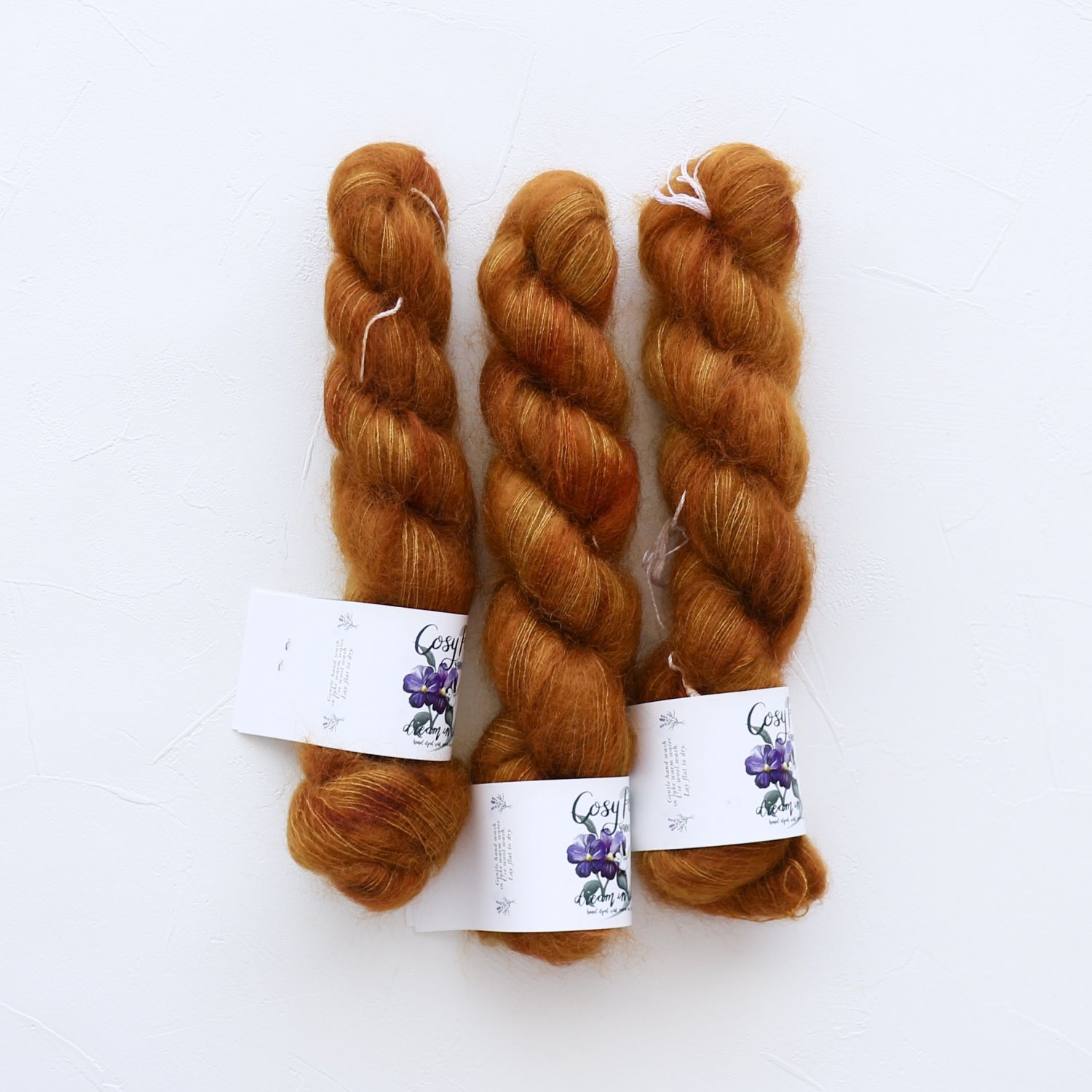 【Cosy Posy Yarn】<br>FLOOF<br>Hazel