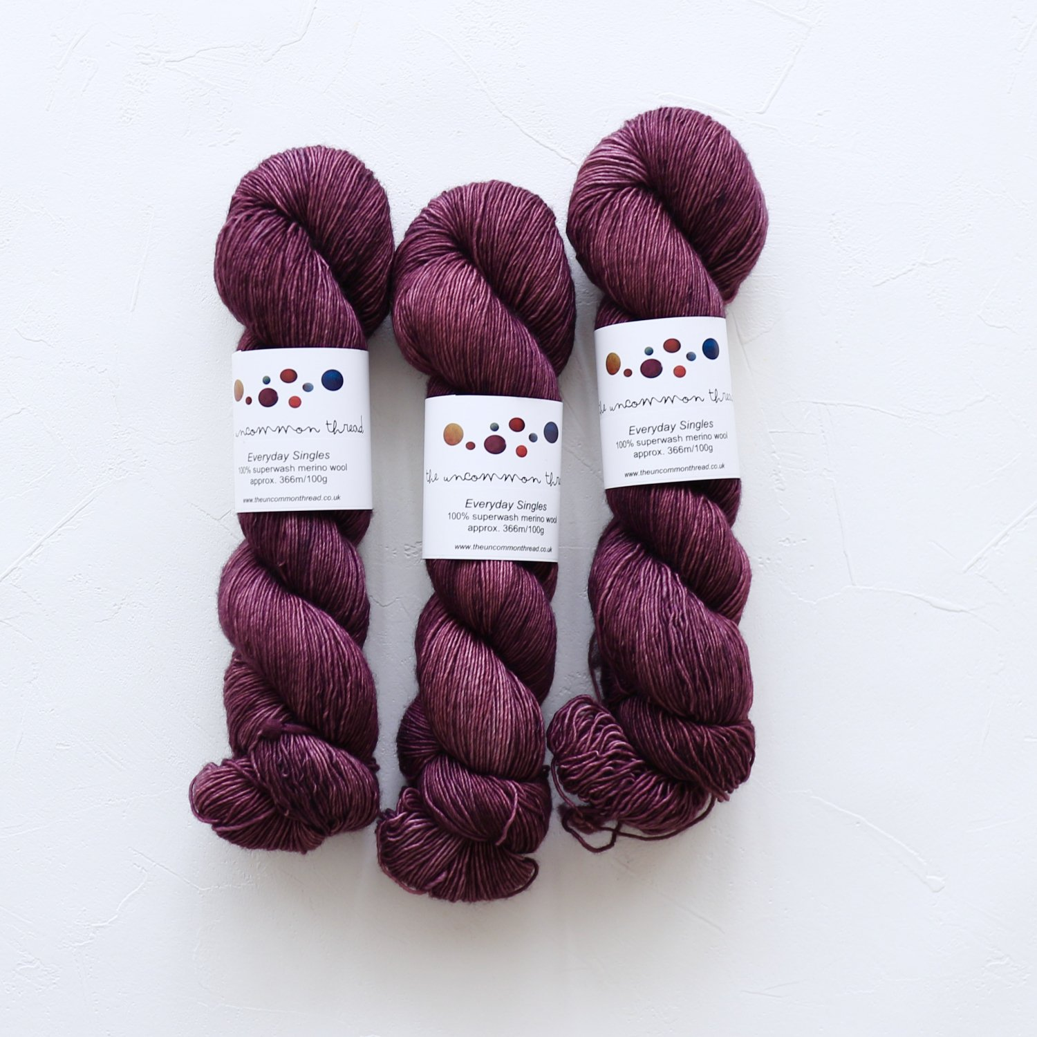 【The Uncommon Thread】<br>Everyday Singles<br>Ripe Plum