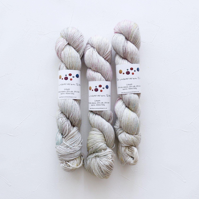 【The Uncommon Thread】<br>Linum<br>Confetti