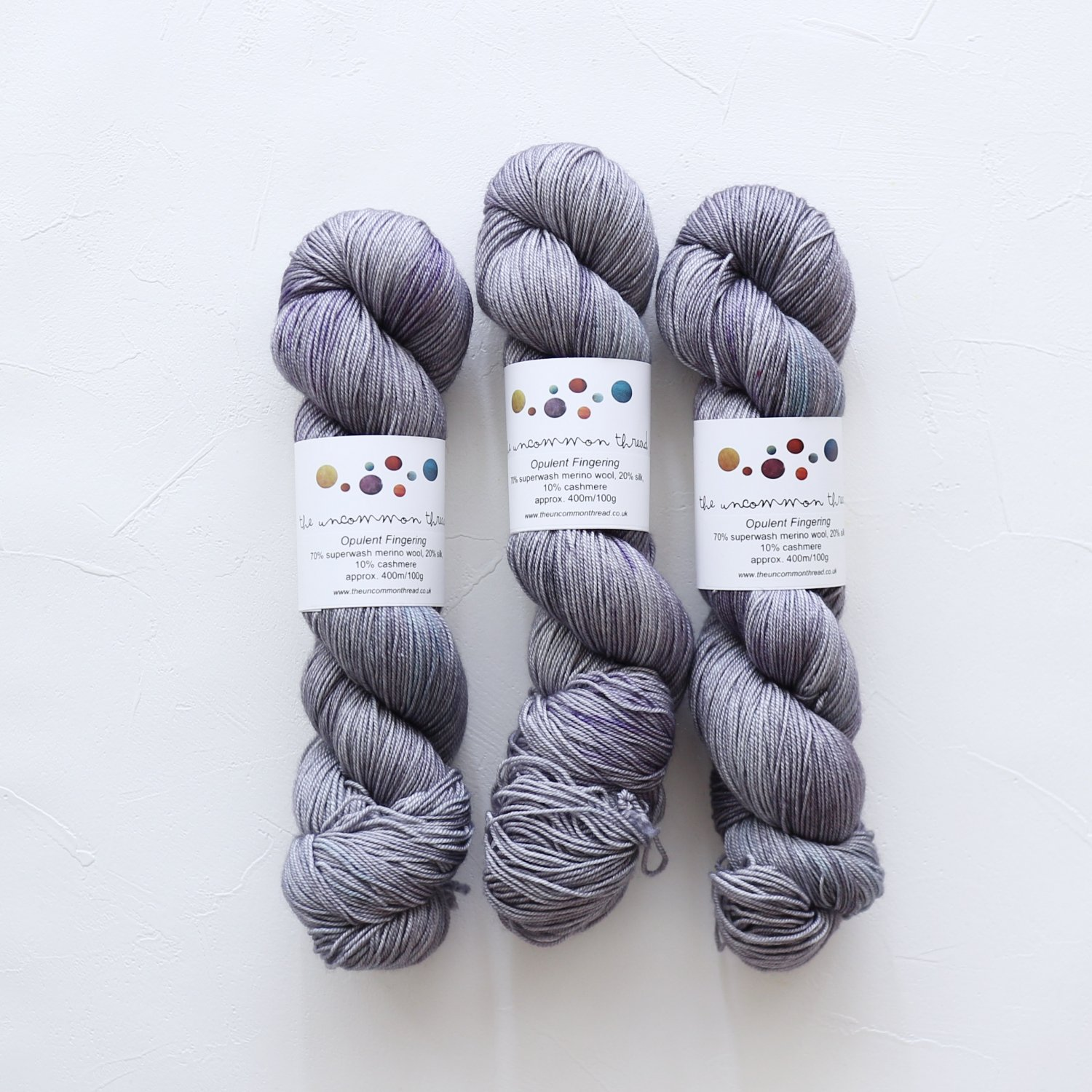 【The Uncommon Thread】<br>Opulent Fingering<br>London Mist