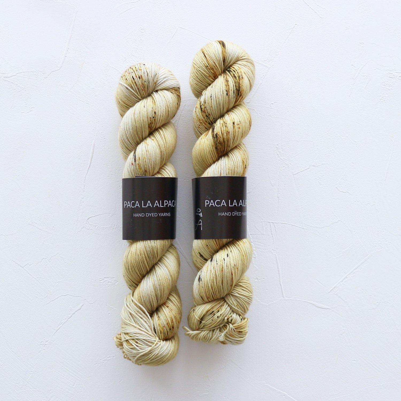 【Paca La Alpaca】<br>Superwash Merino Sock 4Ply<br>D10