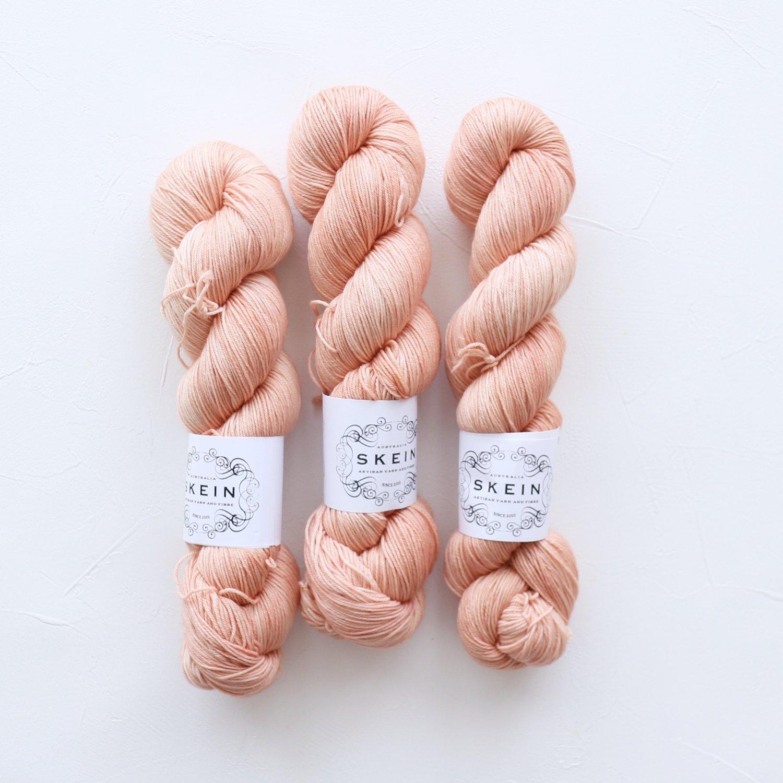 【Skein Yarn】<br>El Merino<br>Melon