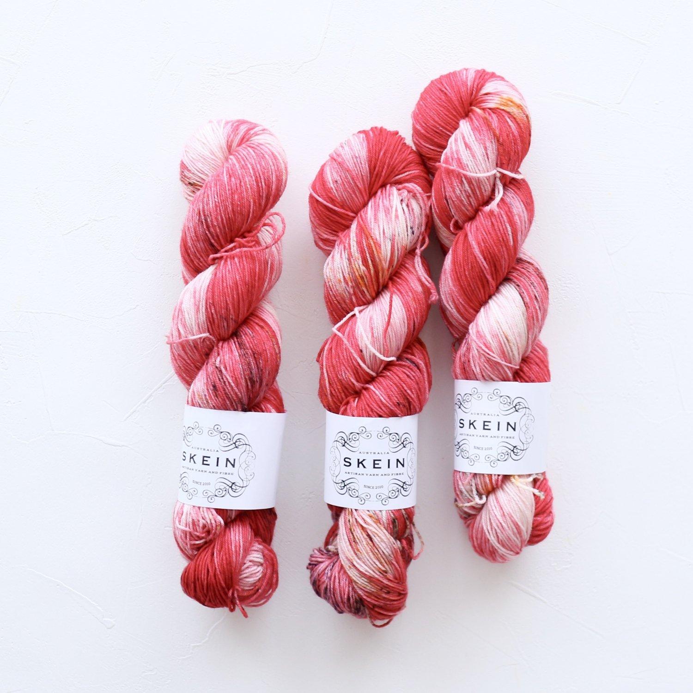 【Skein Yarn】<br>El Merino<br>Posy