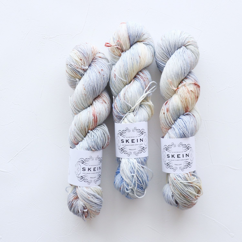 【Skein Yarn】<br>El Merino<br>Wattle