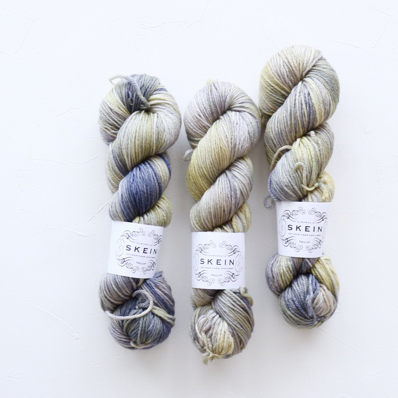 【Skein Yarn】<br>Cushy<br>Tin