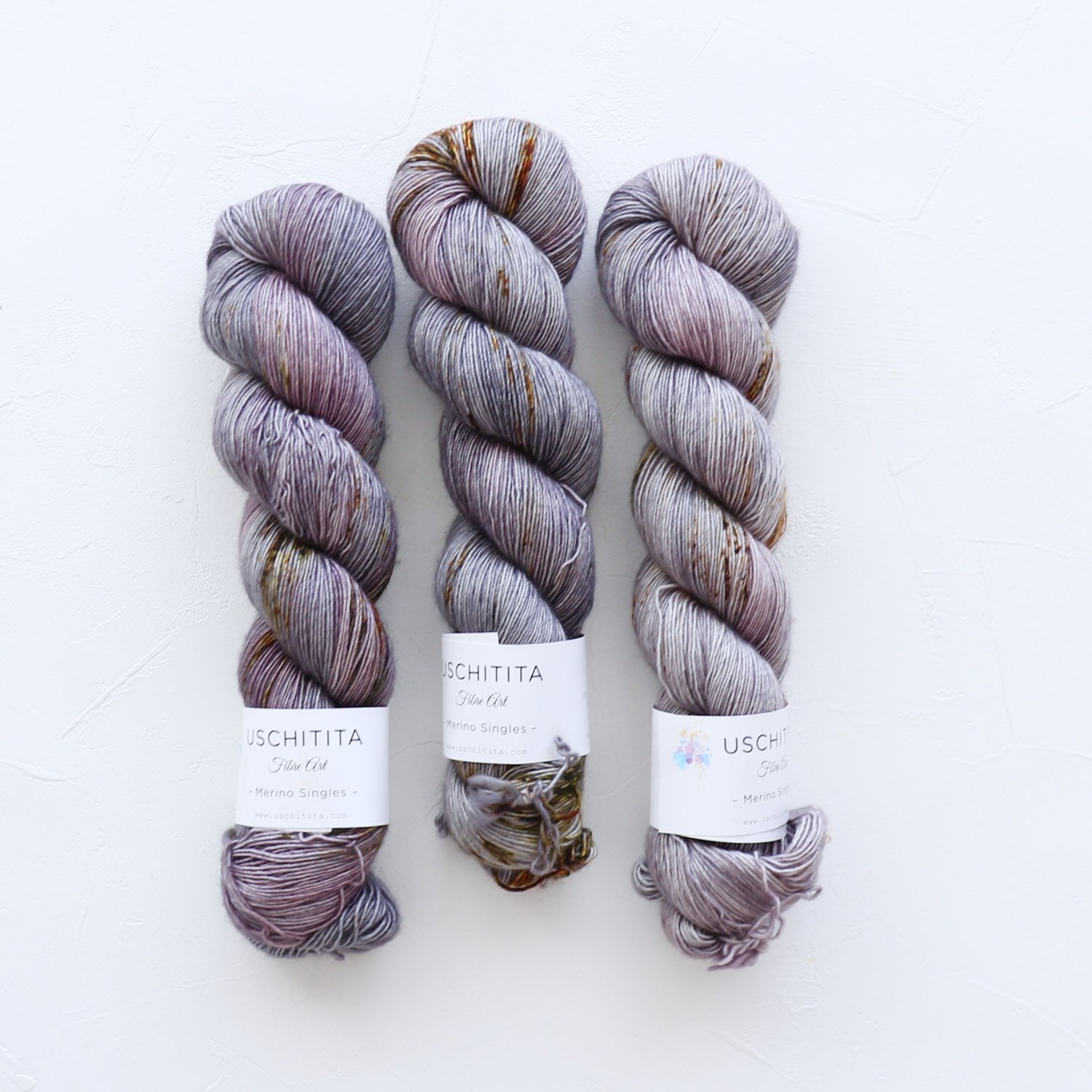 【uschitita】<br>Merino Singles<br>Kitty