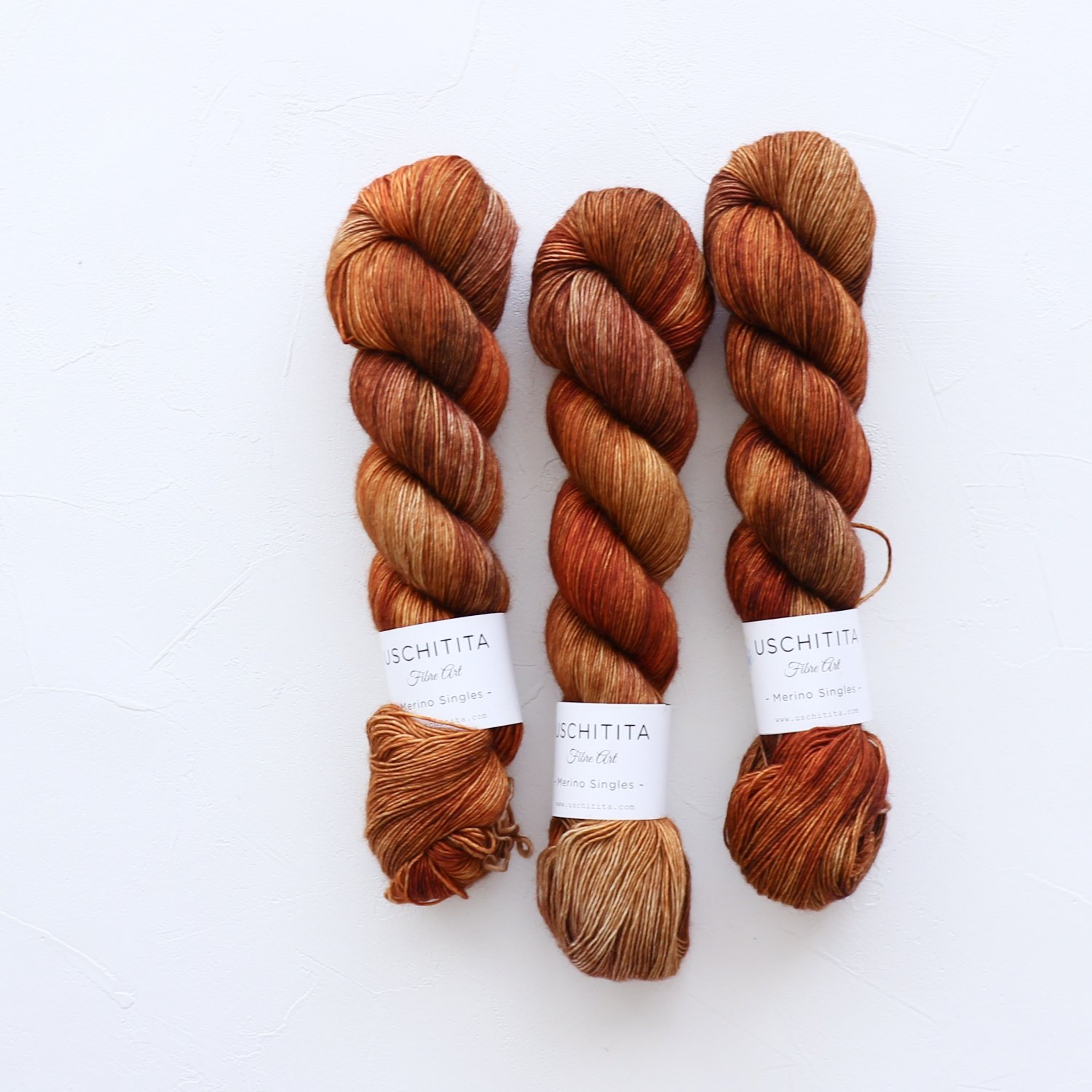 【uschitita】<br>Merino Singles<br>Squirrel Kids