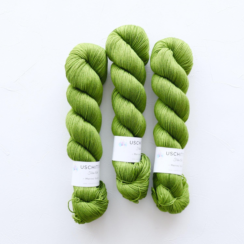【uschitita】<br>Merino Sock<br>Hope