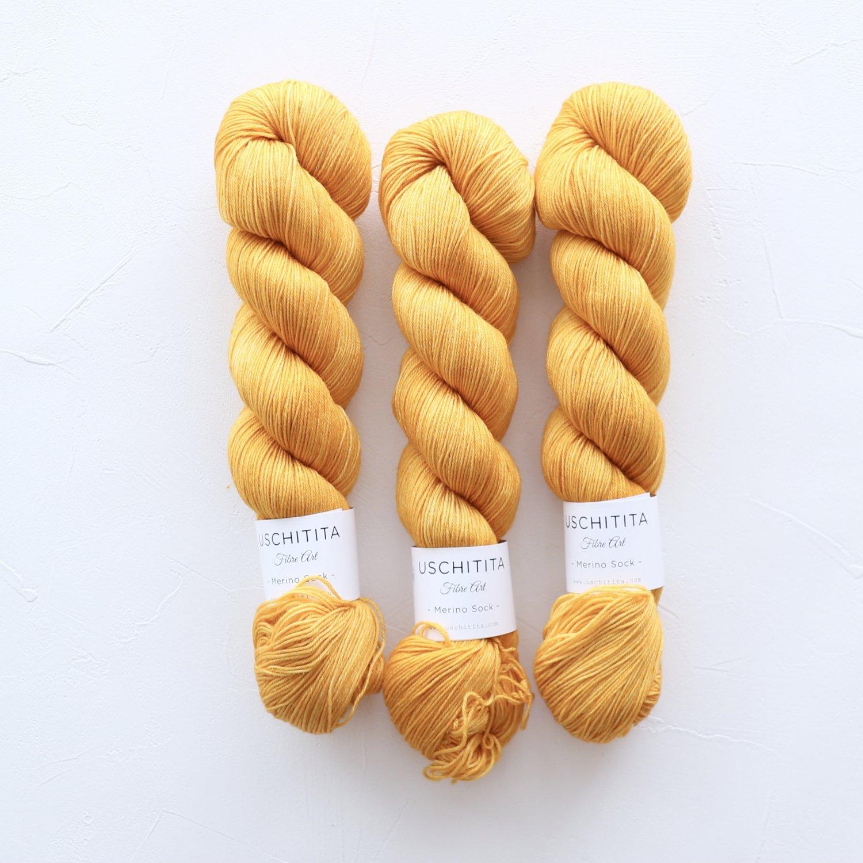 【uschitita】<br>Merino Sock<br>Beam
