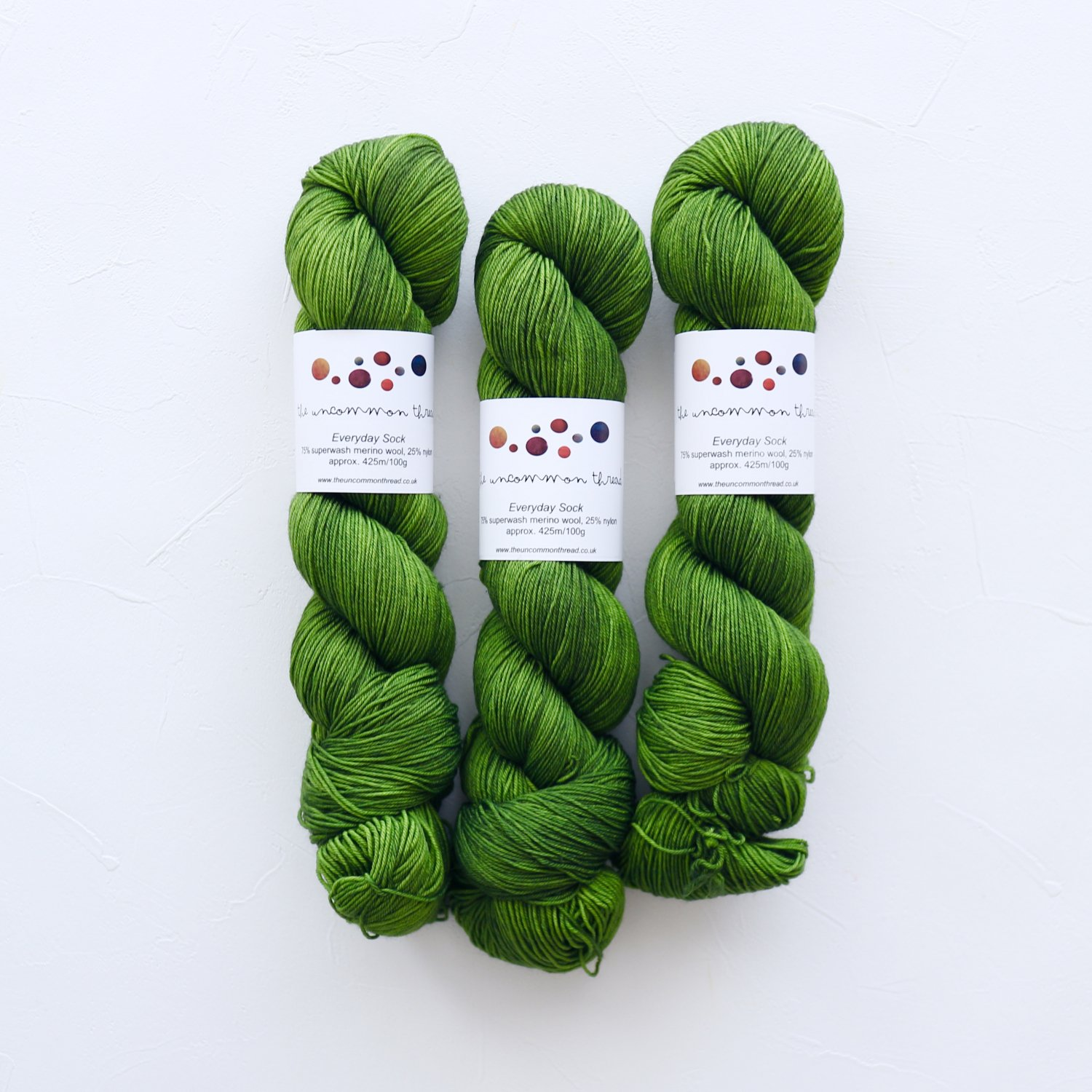 【The Uncommon Thread】<br>Everyday Sock<br>Botany