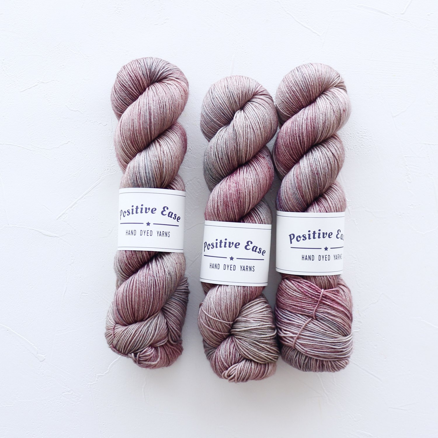 【Positive Ease】<br>Pure Merino<br>Berries and Cream