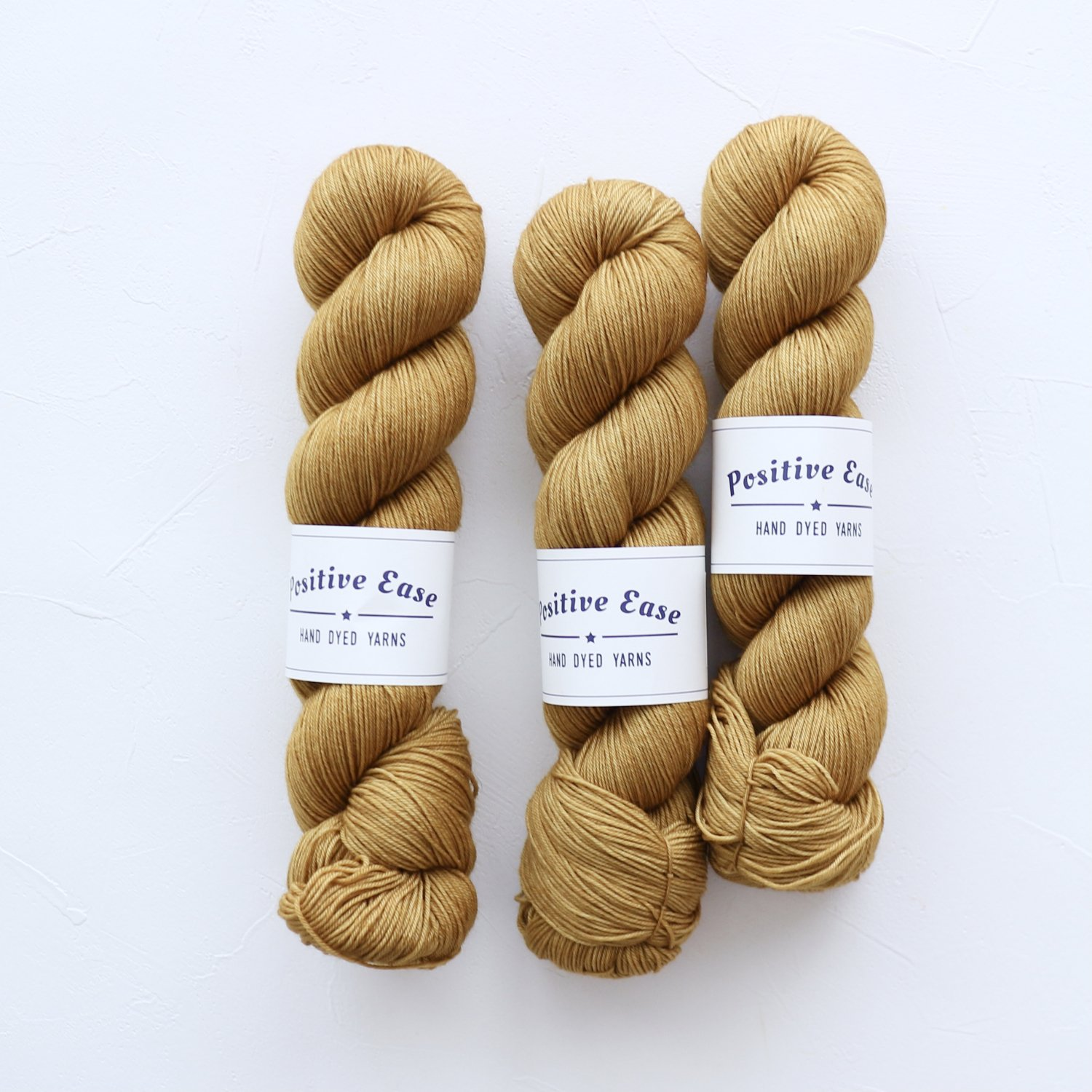 【Positive Ease】<br>Pure Merino<br>Curry