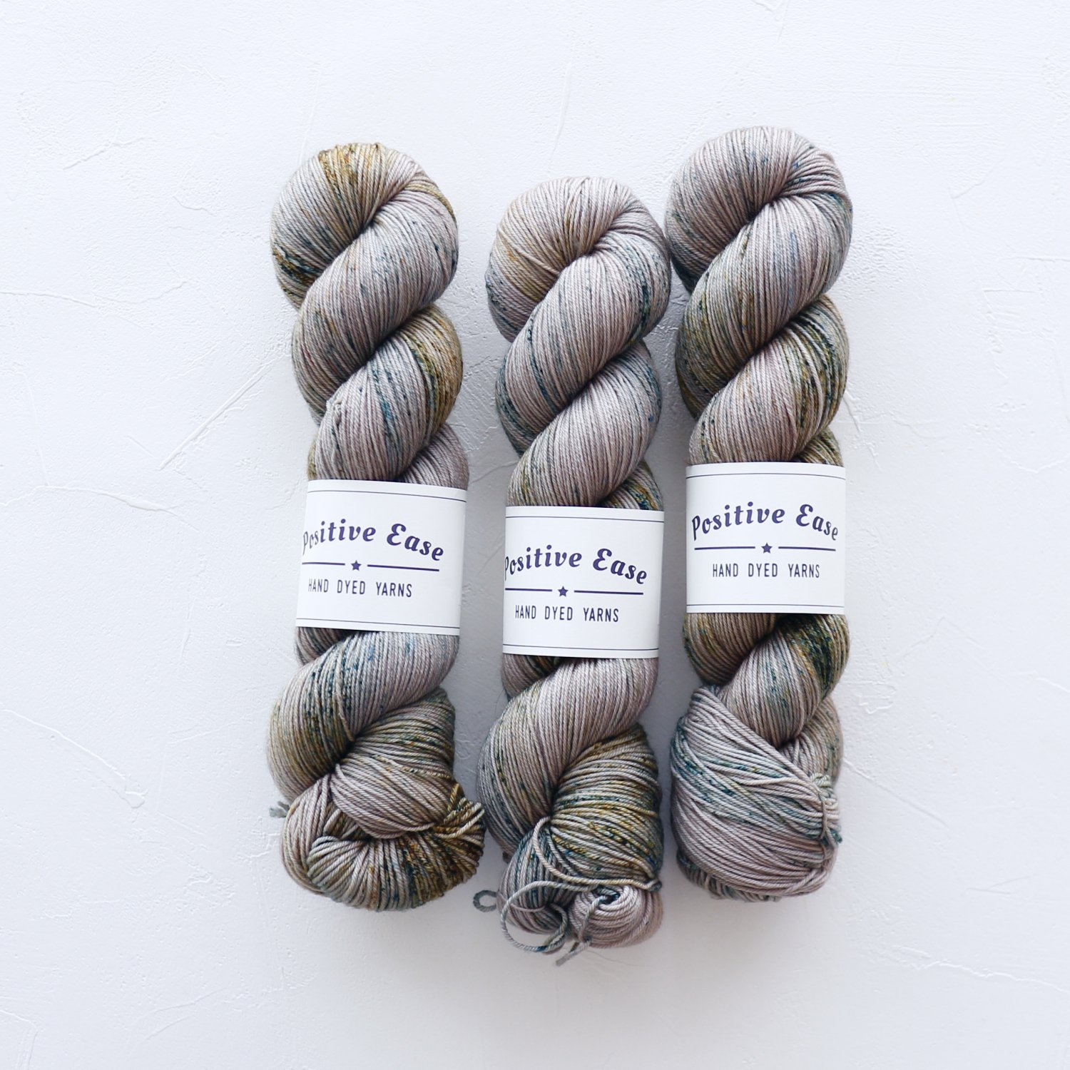 【Positive Ease】<br>Pure Merino<br>Greyhound