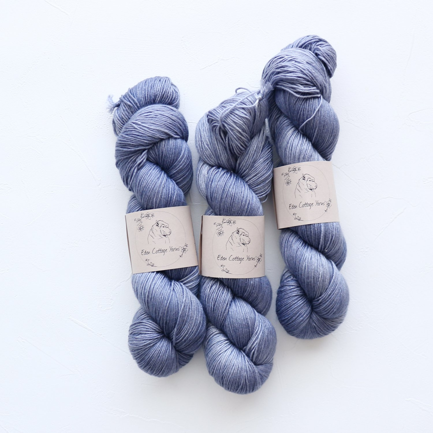 【Eden Cottage Yarns】<br>Titus 4ply<br>Tarn