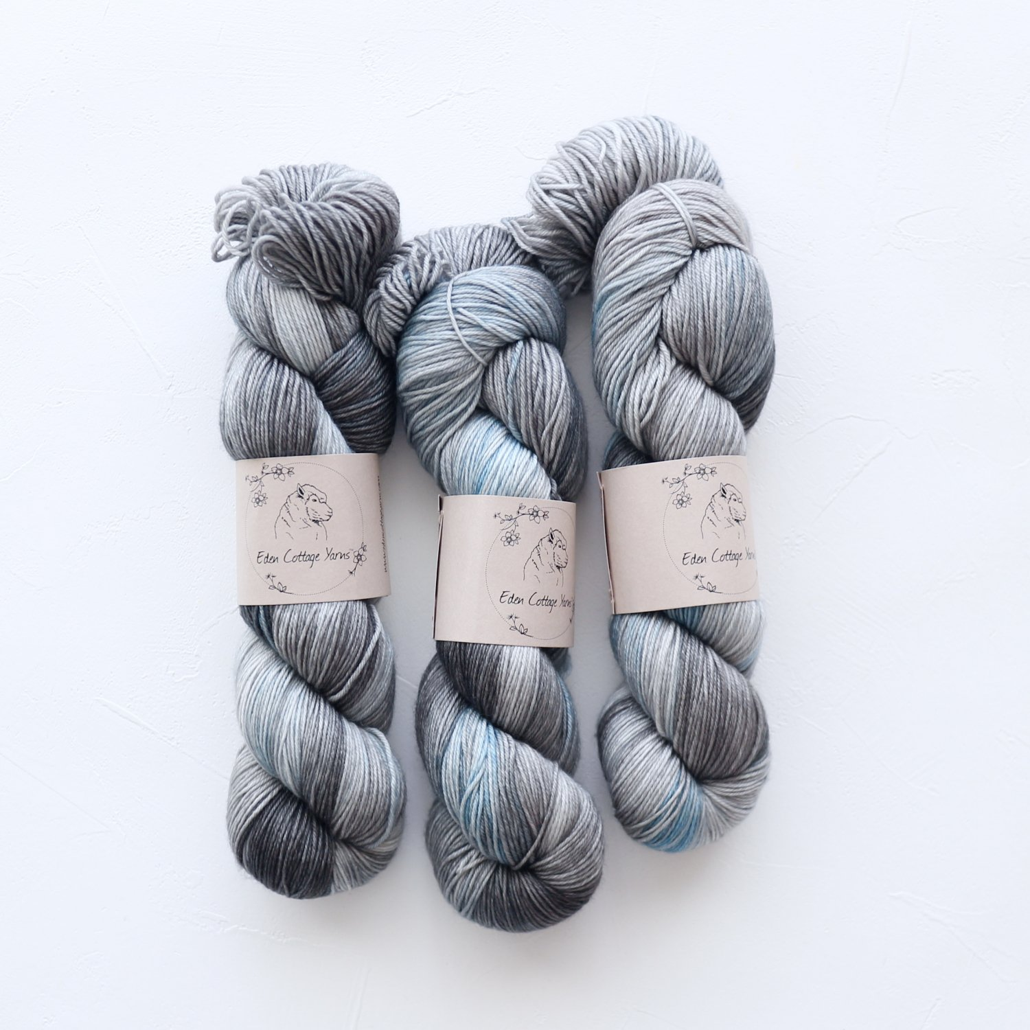 【Eden Cottage Yarns】<br>Pendle 4ply<br>Horizon
