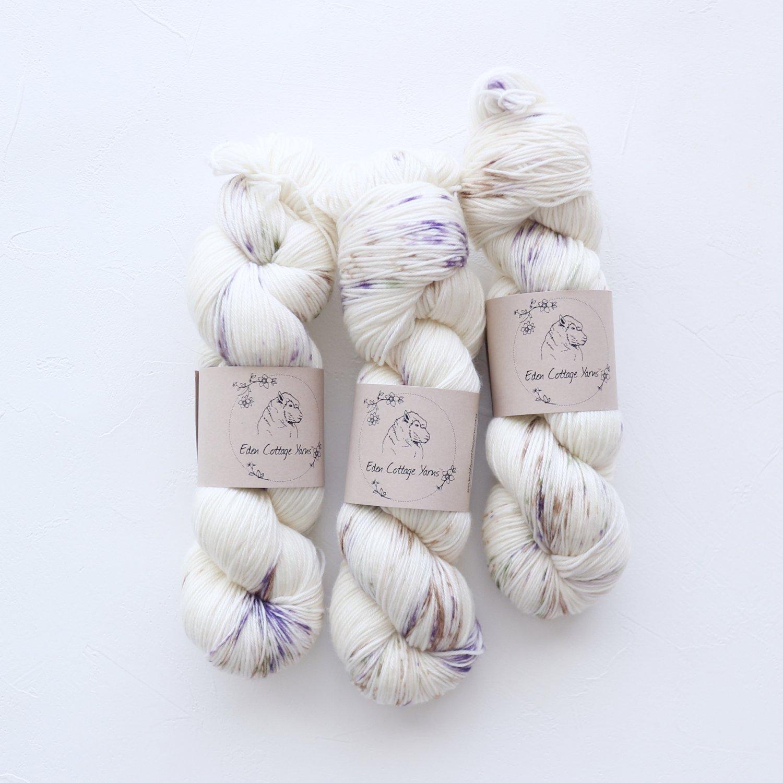 【Eden Cottage Yarns】<br>Pendle 4ply<br>Winter Garden