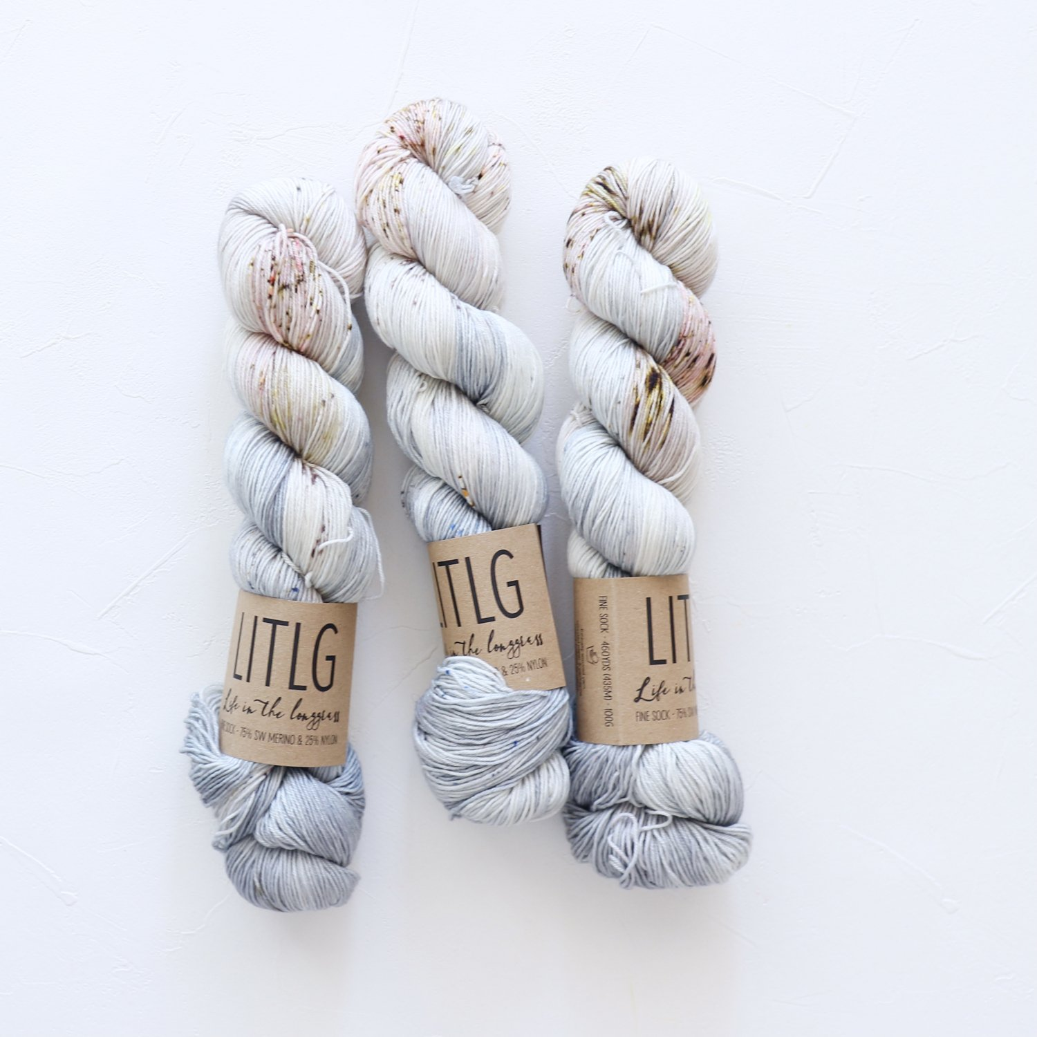 【LIFE IN THE LONGGRASS】<br>Fine Sock<br>Barefoot