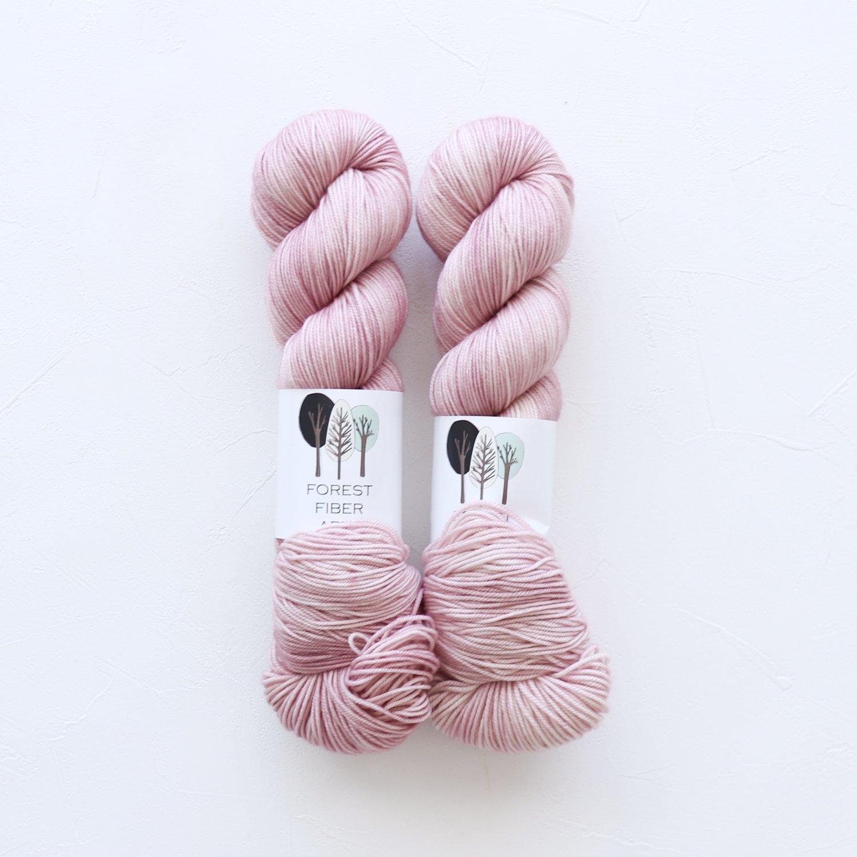 【FOREST FIBER ARTS】<br>MERINO SPORT<br>Perfect Pink