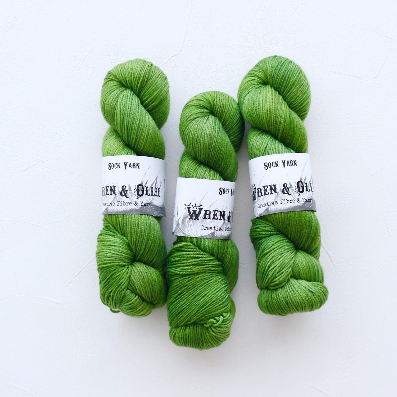 【Wren & Ollie】<br>Sock Yarn<br>Peacemaker