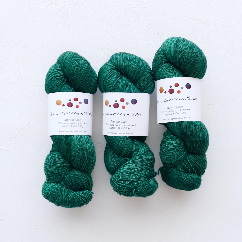【The Uncommon Thread】<br>Merino Lace<br>Dartmoor