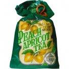 Mlesna 『Peach Apricot Tea /ピーチ・アプリコット・ティー (リーフタイプ/布袋入り)』 50g