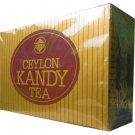 Mlesna 『セイロン・キャンディ・ティー/Ceylon Kandy Tea (ミルクティー&ストレート兼用)』100ティーバッグ入り