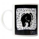 ODEL 『スリランカ・マグカップ(ゾウ) / Elephant Print Mug 4』
