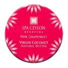 SPA CEYLON『PINK GRAPEFRUIT - Virgin Coconut Natural Butter』25g