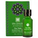 SPA CEYLON『ティーツリー・エッセンシャルオイル (精油)TEA TREE - Essential Oil』20ml