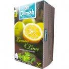 Dilmah ディルマ『レモン&ライム・フレーバーティー Lemon and Lime flavoured tea 』20バッグ入り
