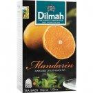 Dilmah ディルマ『マンダリン・フレーバーティー  Mandarin flavoured tea』20ティーバッグ入り