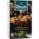 Dilmah ディルマ『チェリー&アーモンド・フレーバーティー  Cherry and Almond flavoured tea』20ティーバッグ入り