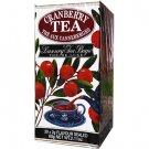 Mlesna ムレスナ『Cranberry Tea/ クランベリー・ティー』30ティーバッグ