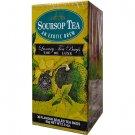 Mlesna ムレスナ『Soursop Tea/ サワーソップ・ティー』30ティーバッグ