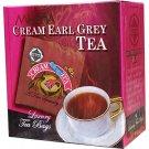 Mlesna ムレスナ『クリーム・アールグレイ /Cream Earl Grey Tea(ラグジュアリーティーバッグ)』10バッグ入り