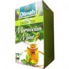 Dilmah ディルマ『グリーンティー&モロッカン・ミント GREEN TEA&MOROCCAN MINT』20ティーバッグ入り