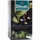 Dilmah ディルマ『ブラックカラント・フレーバーティー Blackcurrant flavoured tea』20バッグ入り