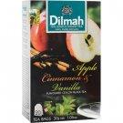 Dilmah ディルマ『アップルシナモン&バニラ  Apple, Cinnamon and Vanilla flavoured tea』20ティーバッグ入り