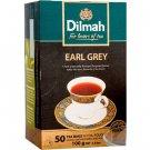 Dilmah ディルマ『アールグレイ Earl Grey』50ティーバッグ入り