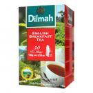 Dilmah ディルマ『イングリッシュ・ブレックファースト・ティー English Breakfast 』50バッグ入り