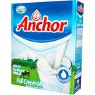 Anchor アンカー 『ニュージーランド産ミルクパウダー(粉ミルク) Full Cream Milk Powder』 400g